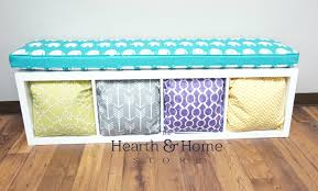 ikea kallax bench ikea kallax elephant cushion for nursery playroom