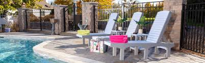 finch outdoor poly furniture feel difference