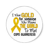copd ribbon copd awareness ribbon gifts