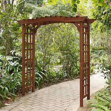wedding arbor kits pergolas and gazebos kits wedding arbor wooden garden oasis design