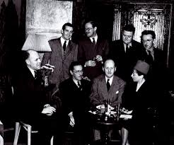 members of the round table dorothy parker among founding members of algonquin round table a