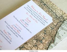 destination wedding itinerary florida map itinerary card for destination wedding florida