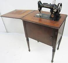used sewing machine cabinet sewing machine table ebay