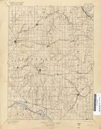 Map Of Ks Kansas Historical Topographic Maps Perry Castañeda Map