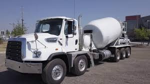 kenworth truck centre freightliner 144sd concrete mixer new west truck centres youtube