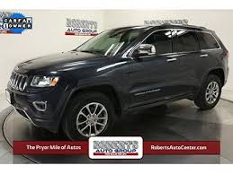 jeep grand cherokee 2017 blacked out used jeep grand cherokee for sale with photos carfax