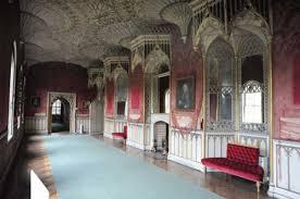 Gothic Interior Design by Corridor Decor Gothic Interior Design Red Image 15679 On