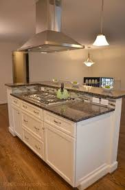 kitchen island ebay 6ft white kitchen island w o counter top with cooktop sink space