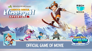 Andriod Games Room - chhota bheem himalayan game free download for android android