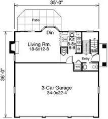3 Car Garage Plans Garage Plans With Loft 1224 2 34 U0027 X 24 U0027 For The Home