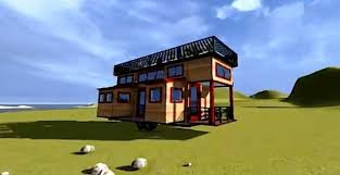 homes on wheels transforming tiny house on wheels too cool or too much tiny
