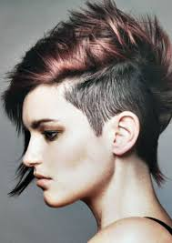 very short punk hairstyles for women how to style short punk hair