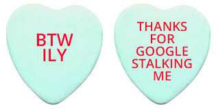 heart candy sayings valentines hearts stuff newer sweetheart candy