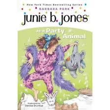 junie b jones is a animal junie b jones paperback by