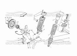 ferrari front drawing ferrari 599 gtb fiorano front suspension shock absorber and