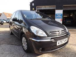 used citroen xsara picasso 2008 for sale motors co uk
