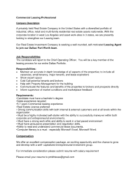 Salary Requirements In Resume Example Leasing Agent Job Description For Resume Samples Of Resumes Free