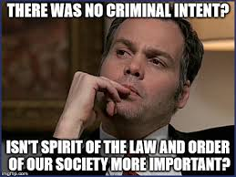 Law And Order Meme - criminal intent imgflip