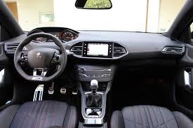 peugeot 308 interior interieur peugeot 308 sw gt line peugeot sw gt line forum