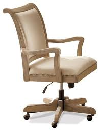 upholstered desk chair with wheels office on sofa pretty pleasant