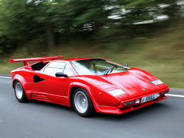 lamborghini classic photo collection the classic lamborghini countach