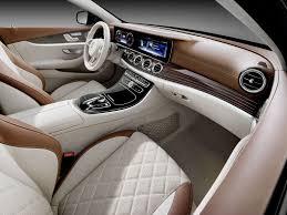 mercedes benz e class interior 2017 mercedes benz e class estate revealed 295kw e 43 amg added