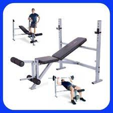 Workout Weight Bench Cap Strength Mid Width Weight Bench Fitness Exercise Workout Gym