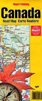 road map canada canada road maps tourist travel map of canada great journeys