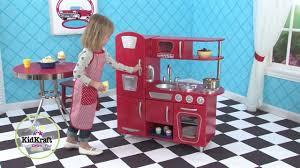 kidkraft cuisine vintage cuisine en bois pour enfants vintage kidkraft