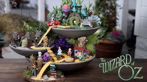the wizard of oz garden garden answer