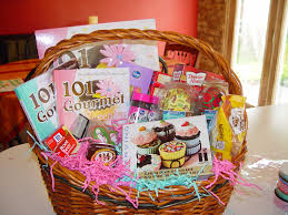 silent auction basket theme