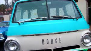 jeep forward control van 1966 dodge a100 pickup forward control cab youtube