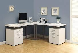 White Modern Computer Desk Simple Modern Computer Desk Cabinets Beds Sofas And