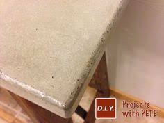 How To Make A Concrete Table by How To Make A Beautiful Concrete Table It U0027s A Cheap And Fun
