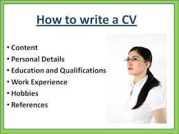 How To Write A Curriculum Vitae Cv How To Write Cv Resume How To by 25 Unique How To Make Cv Ideas On Pinterest How To Make Resume