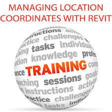 revit coordinates tutorial managing location coordinates with revit video training tutorial