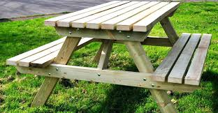picnic table plans detached benches picnic tables with detached benches octagon picnic table plans with