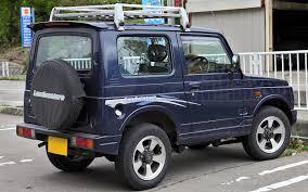 suzuki jimny katana modelli jeep suzuki suzuki jimny jeep d model autoruote web