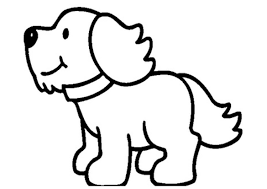 best free puppy clipart color drawing