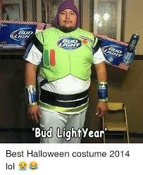 Meme Costume - cad bud light year best halloween costume 2014 lol