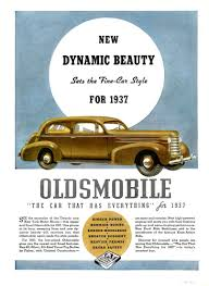 newspaper car ads directory index gm canada ads 1930s
