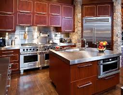 stainless steel top kitchen island outstanding stainless steel top kitchen island breakfast bar