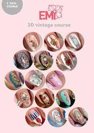 creative nail design courses in dubai uae emi nail art academy