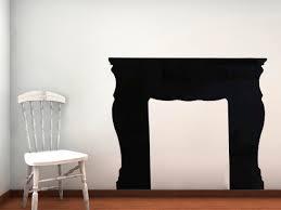 look morghan fireplace mantel vinyl wall decal 55 00 via look morghan fireplace mantel vinyl wall decal 55 00 via etsy