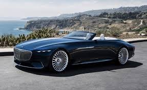maybach mercedes look the vision mercedes maybach 6 cabriolet wallpaper