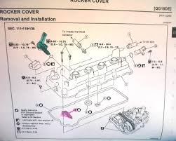 nissan sentra head gasket replacement nissan datsun sentra i have 05 sentra 1 8l that displays p1111