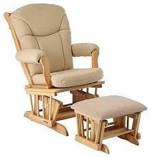 Espresso Rocking Chair Nursery Glider Rocker Chair Home And Room Design