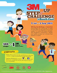 Challenge Steps 3m Step Up Challenge Iits Integrated Information Technology Services
