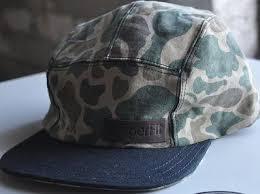 how to make 5 panel camp hat properfit diy
