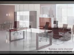 bureau en verre design bureau en verre design attitudes bureaux